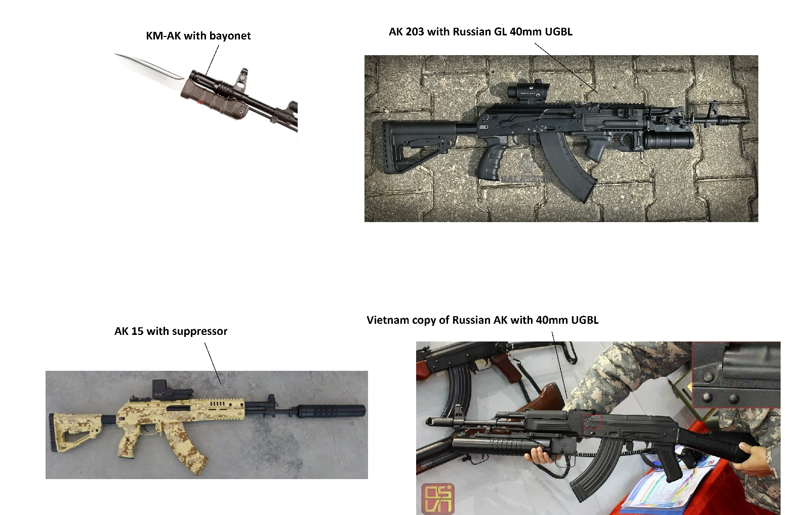 Small Arms & Tactical Equipment | Page 24 | Strategic Frontier