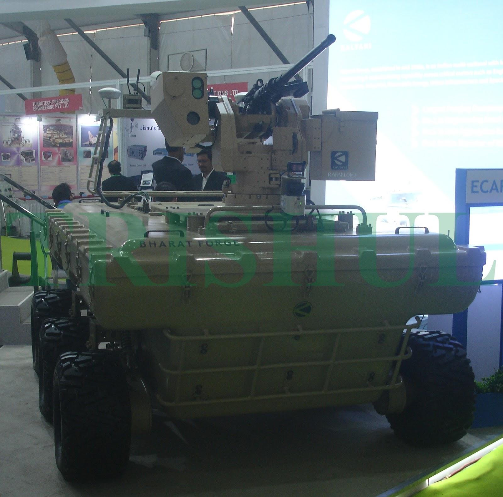 Kalyani Group-developed Unmanned ATV-1.jpg